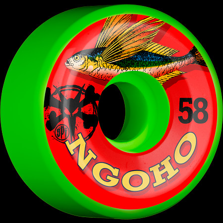 BONES WHEELS SPF Pro Ngoho Fish Wheel 58mm 4pk