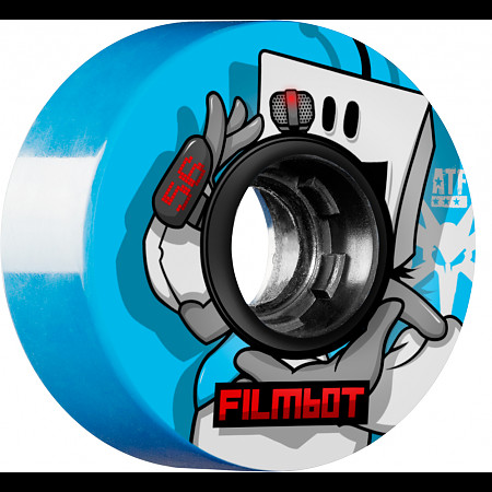 BONES WHEELS ATF Filmer Filmbot II Wheel 56mm 4pk