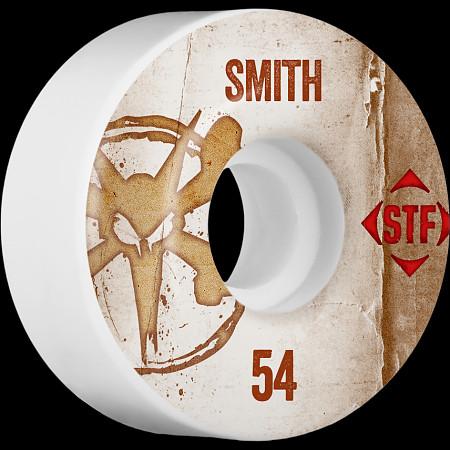 BONES WHEELS STF Pro Smith Team Vintage Wheel 54mm 4pk