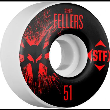 BONES WHEELS STF Pro Fellers Team Wheel Splat 51mm 4pk