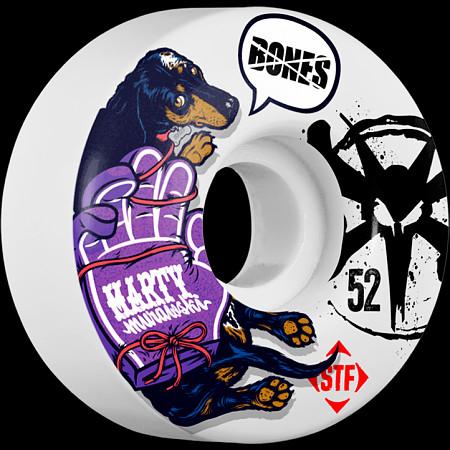 BONES WHEELS STF Pro Murawski Frankie 52mm 4pk