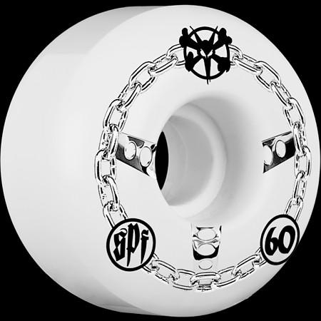 BONES WHEELS SPF Chained 60mm wheels 4pk