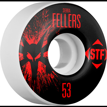 BONES WHEELS STF Pro Fellers Team Wheel Splat 53mm 4pk