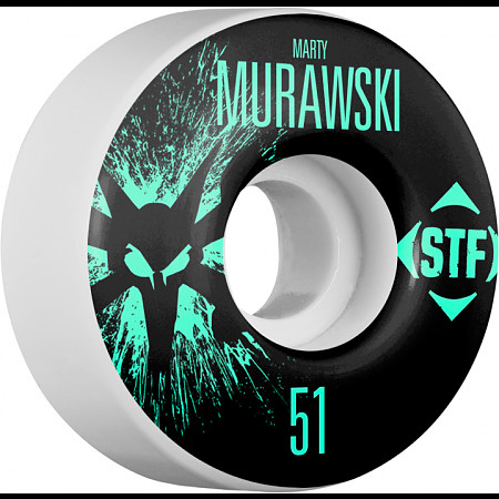 BONES WHEELS STF Pro Murawski Team Wheel Splat 51mm 4pk