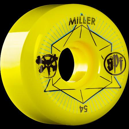 BONES WHEELS SPF Pro Miller Inner II Wheel 54mm 4pk
