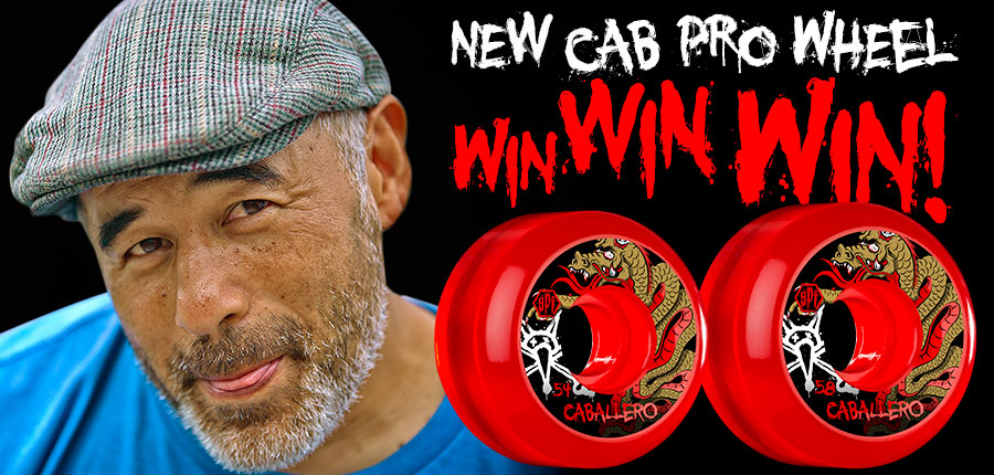 WIN A SET OF STEVE CAB'S NEW SPF RED &quote;CLEARS&quote;